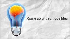 comeup_with_unique_idea